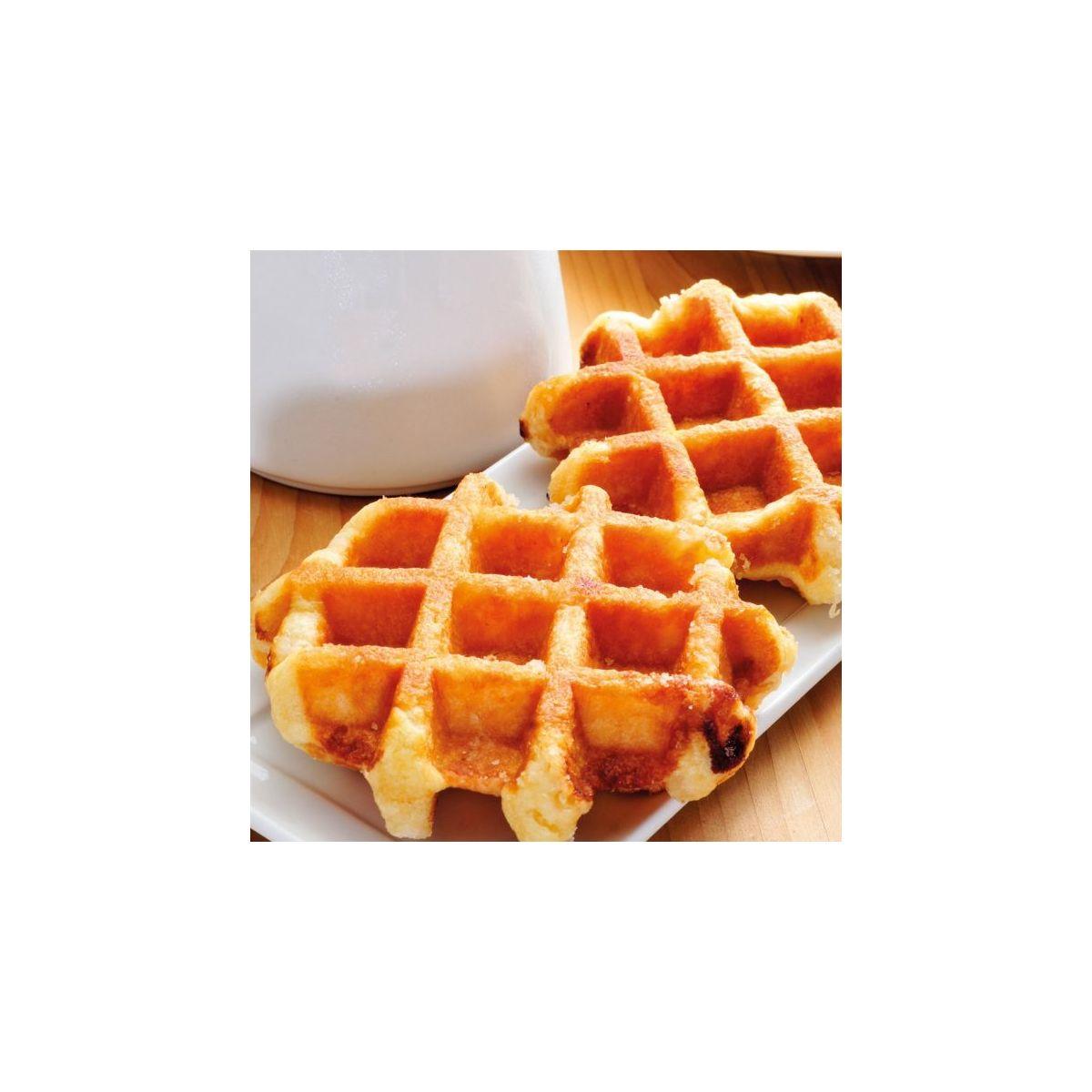 Image - Belgian waffles