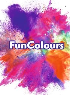 Kleurrijk nieuws! Ontdek FunColours van FunCakes