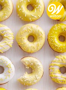 Say hello to Wilton's new yellow!